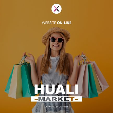 e-commerce huali market
